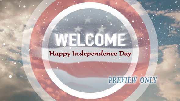 Independence Day Welcome Motion