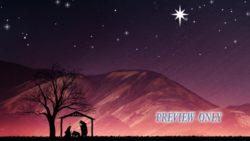 Still: Nativity And Star