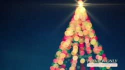 Free Abstract Christmas Tree