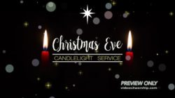 FREE Christmas Eve Candlelight