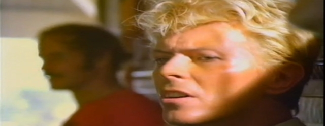 David Bowie – Let's Dance lyrics Let's dance put on your red shoes and dance the blues Let's dance to the song they're playin' on the radio Let's sway while […]