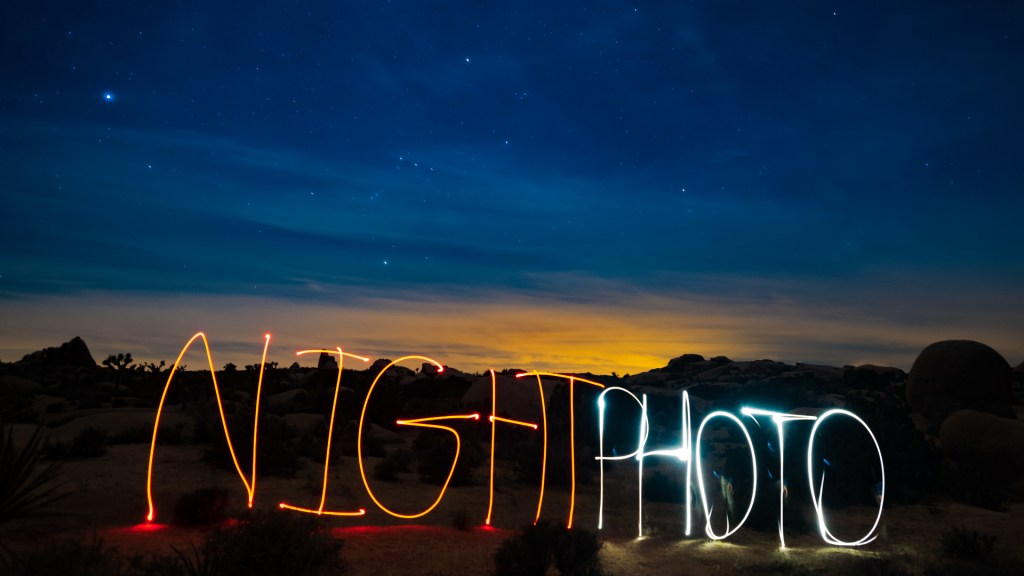 Night Photography