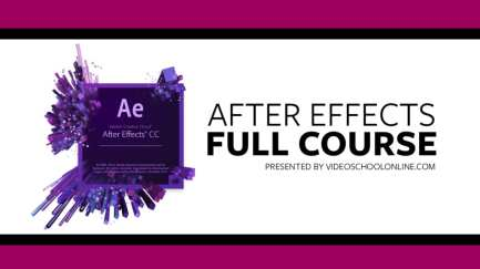 after effects full course