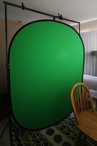 cheap green screen
