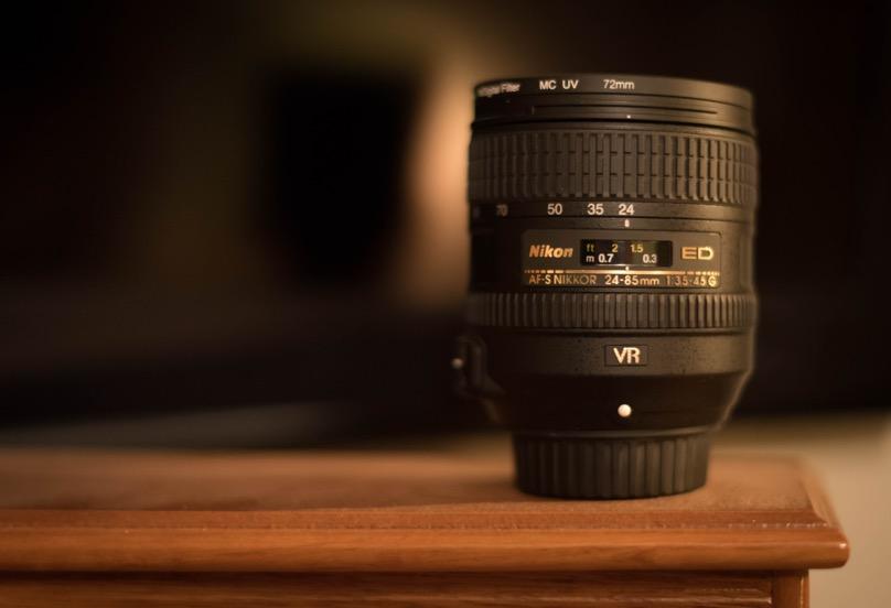 primes vs zoom lenses comparison