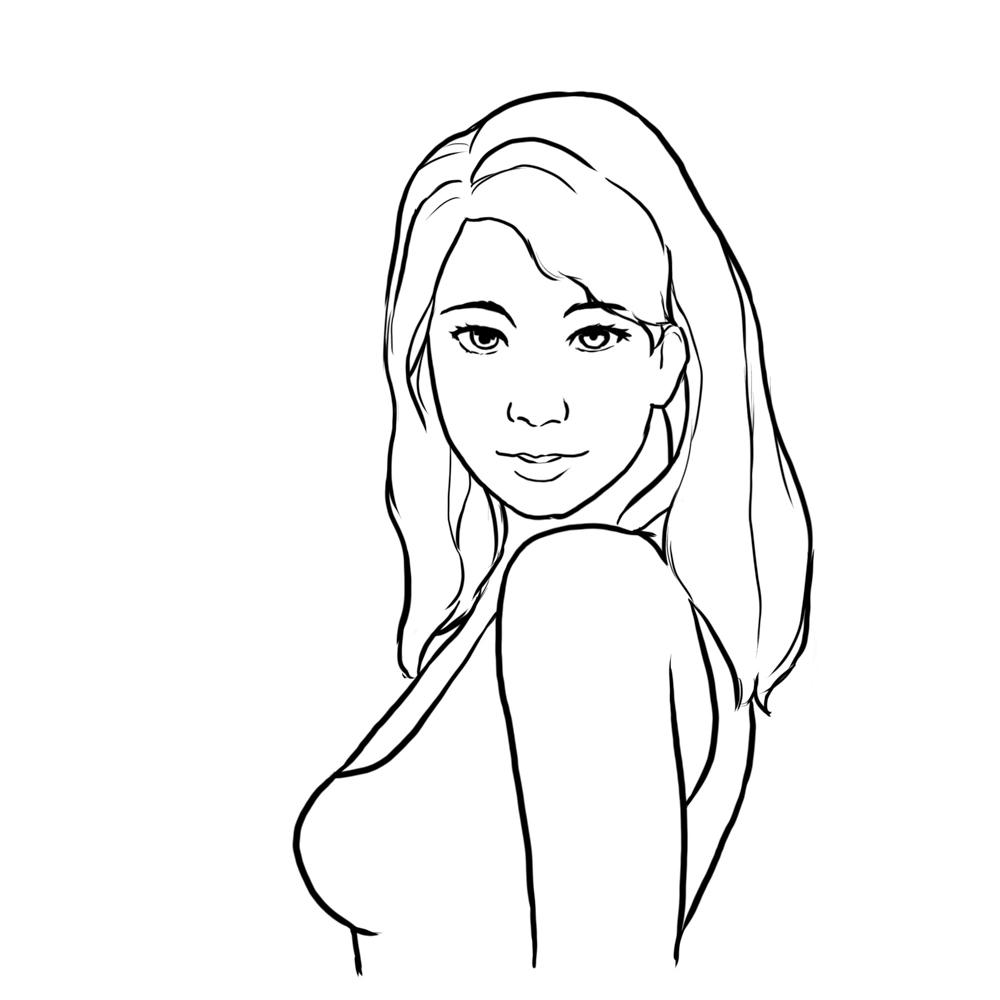 female posing ideas from video school online