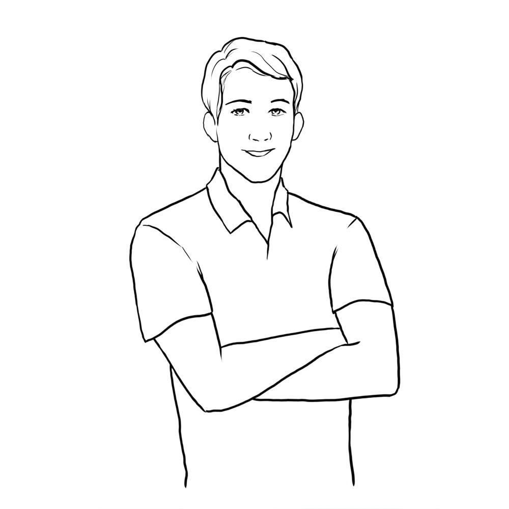 male posing ideas from video school online