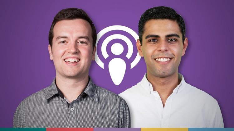The Podcast Masterclass