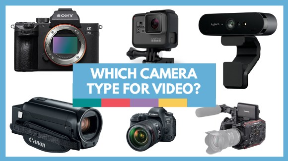 How to Choose the Right Camera for Video Production - Video School ...