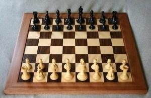 Deux parties contre un Grand-Maître