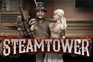 Steam tower touch videoslot