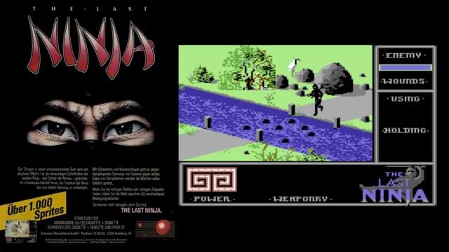 The Last Ninja. (Bild: System 3, 1987)