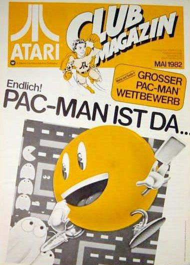 Ausgabe vom Mai 1982. (Bild: Atari)