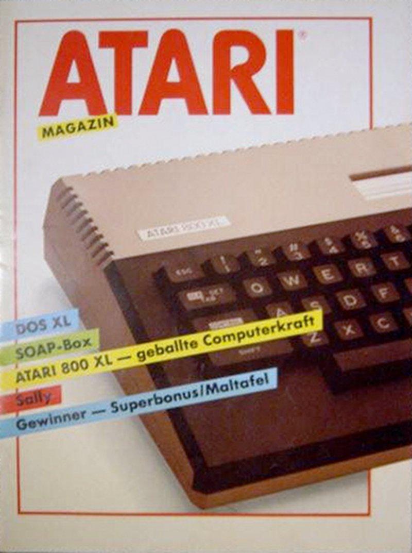 Die letzte Ausgabe des Magazins erschien 1985. Dieser Zeitpunkt markierte auch ungefähr das Ende der ersten großen Konsolengeneration. (Bild: Atari)