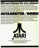 Atari sucht neue Mitarbeiter für die Geschäftsstelle in der Hamburger Bebelallee. (Bild: Atari)