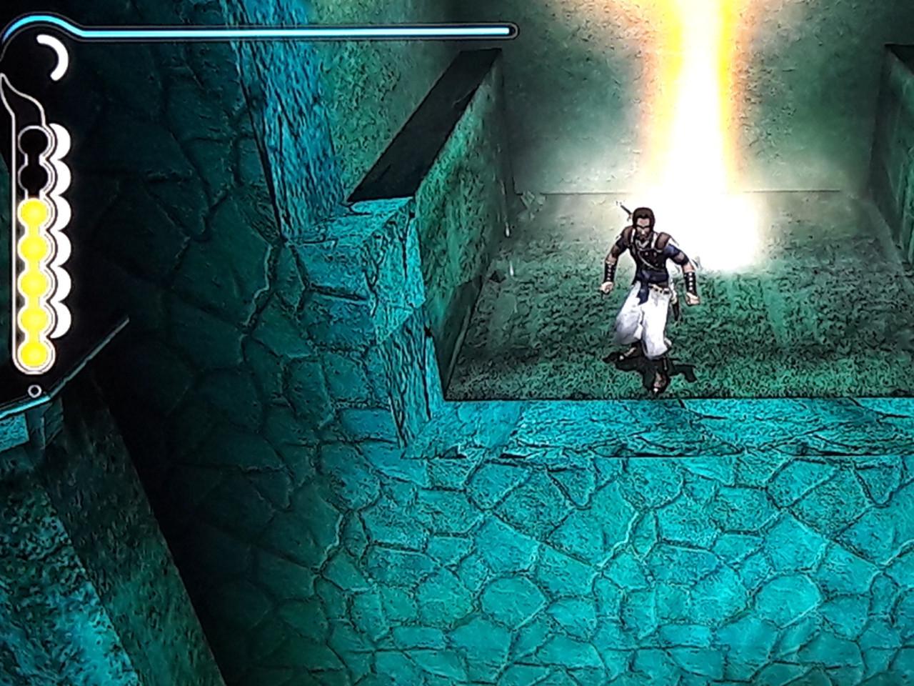 Das Spiel basiert, wie auch Beyond Good & Evil oder Rayman Raving Rabbids, auf der hauseigenen Jade Engine. (Bild: Michaela Rücker)