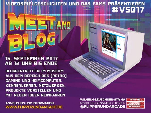 MEET AND BLOG am 16. September 2017 im FAMS (Bild: Senad Palic)