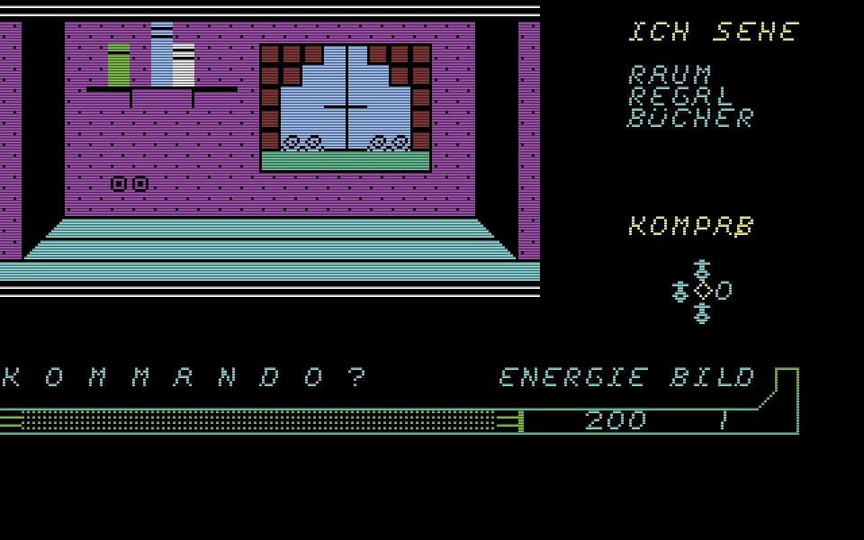 Das Grafikadventure Legende im Eis von Alexander Graf von der Schulenburg wurde 1986 veröffentlicht. (Bild: Kingsoft)