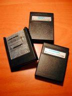 Verschiedene Steckmodule für den C64 von 1983. (Bild: André Eymann)