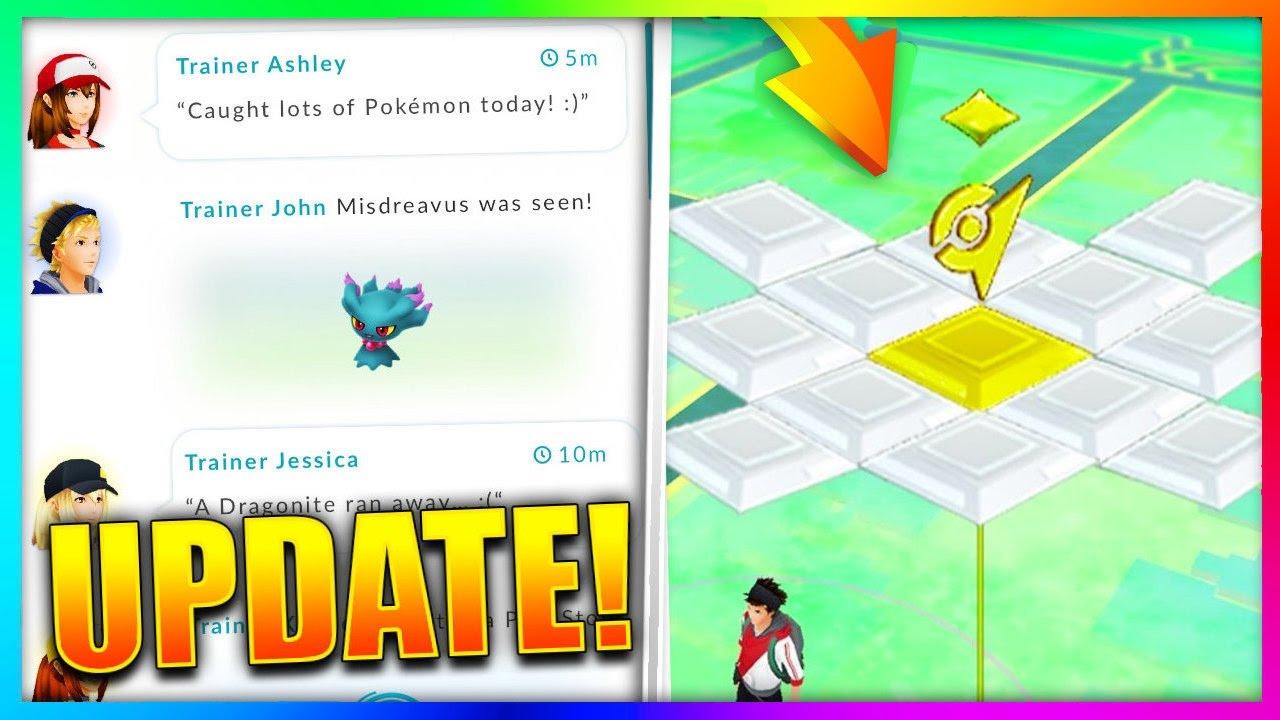 NEW HIDDEN GYM RAID UPDATE! POKEMON GO UPDATE GYM RAID SYSTEM! - Pokemon Go Videos