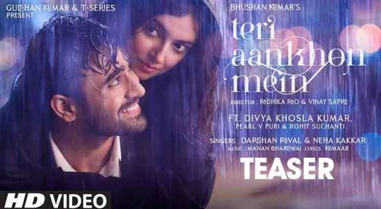teri aankho mein song lyrics