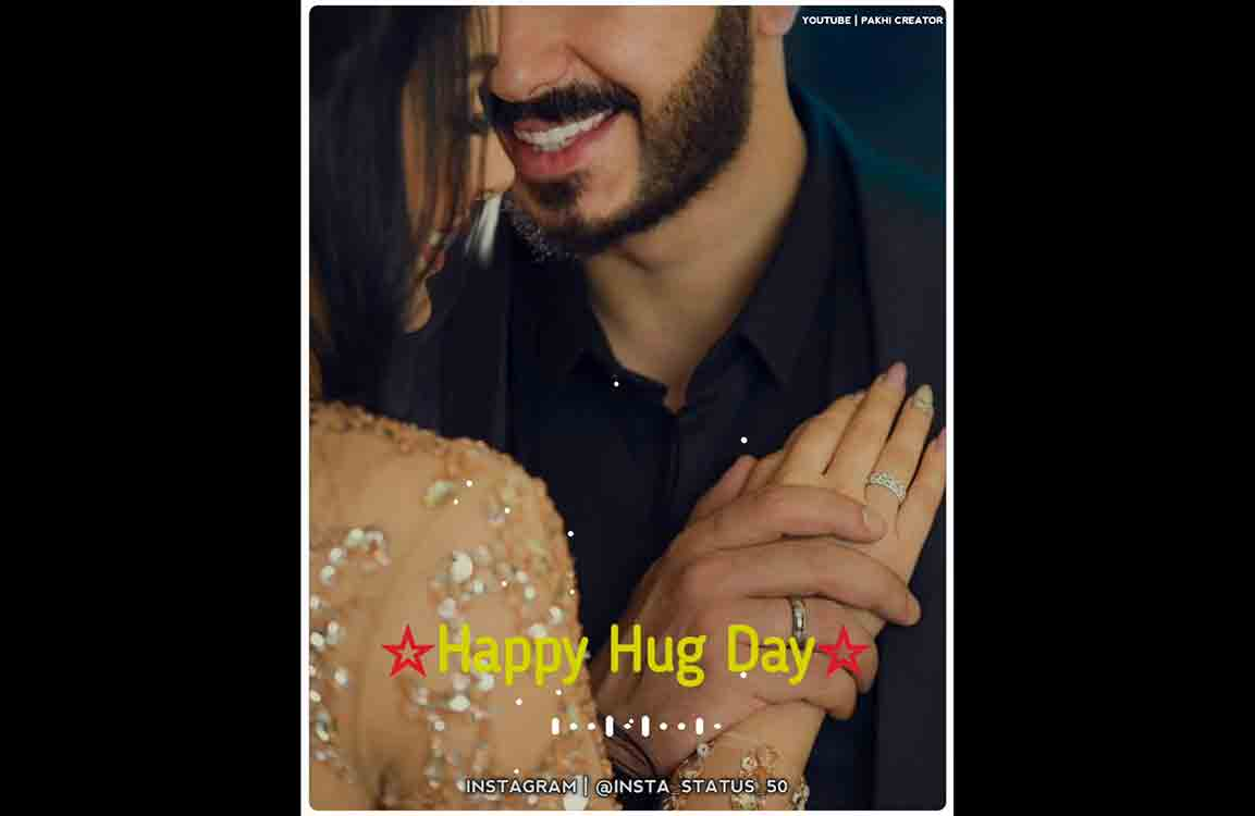 Read more about the article Happy Hug Day Status Hug Day Whatsaap Status Best Hug Day
