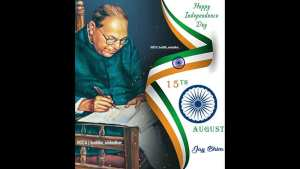 Read more about the article 15 Aujust Happy Independence Day Ambedkar Status