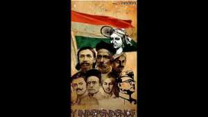 Read more about the article Independence day special status full screen status jai hind