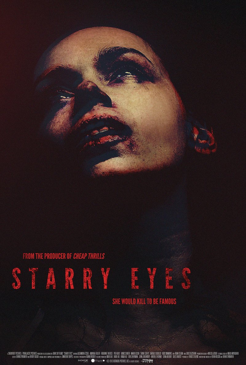 starry eyes poster 3