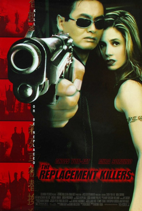 The Replacement Killers poster