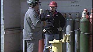 Working Safely with Compressed Gas Cylinders