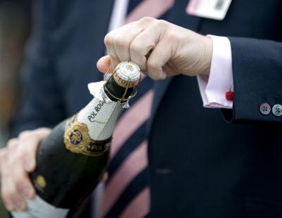 Cava y Champagne botella
