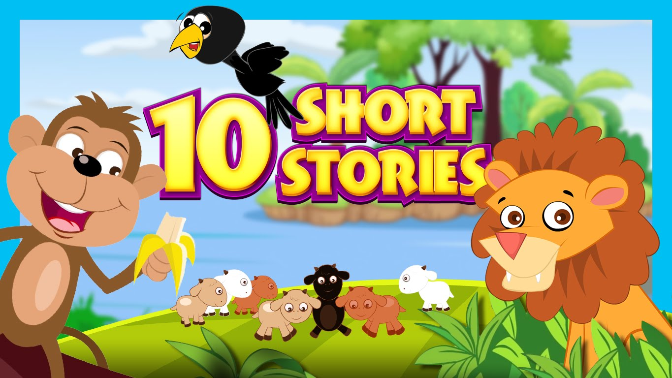 Short Stories For Kids English Story Collection