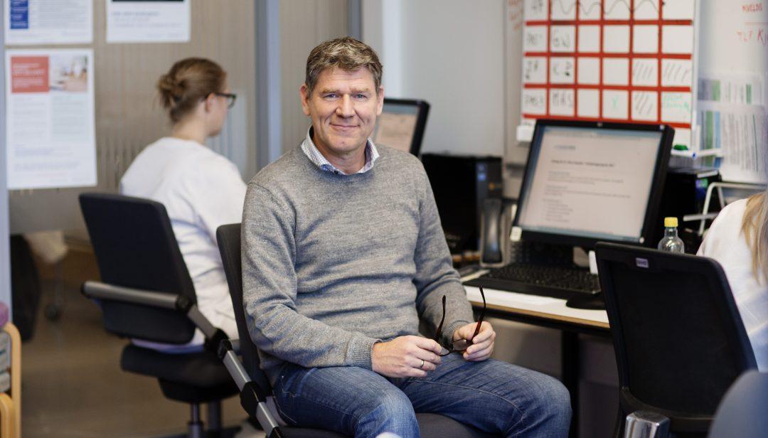 Professor Arild Faxevaag