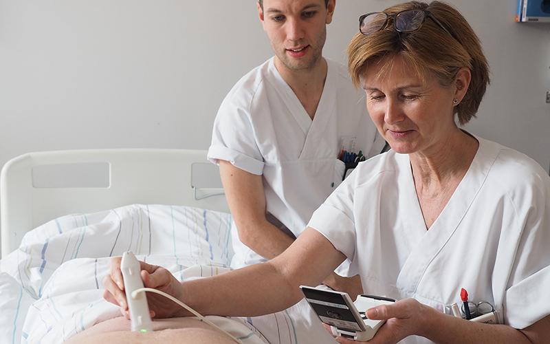 Sykepleiere startet hjerteskole for pasienter