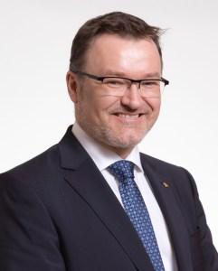 Portrettfoto av Geir Øien