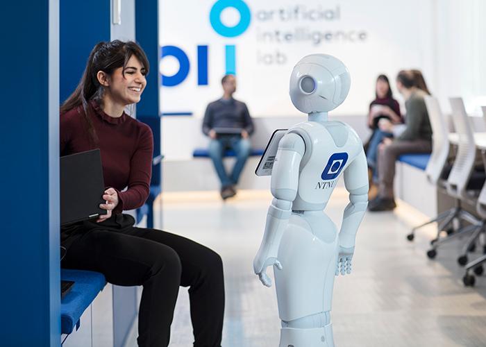 10.000 har lært mer om kunstig intelligens