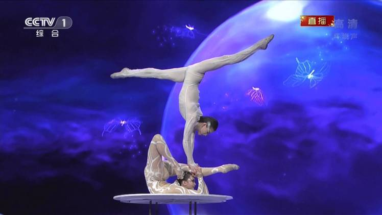 Acrobatics 'Butterflies in Dream' Chinese New Year's Gala