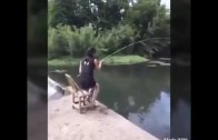 Epic Fishing Fails Compilation