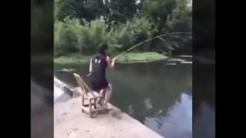 Epic Fishing Fails Compilation