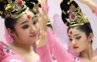 A Religious Dance In Gansu, China
