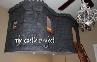 The Castle Project, DIY Kids Bedroom