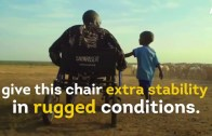 All-Terrain Wheelchairs Made For The Disabled