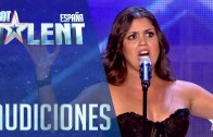 Spanish Opera Singer Gives Special Performance