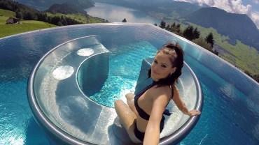 Switzerland's Villa Honegg On Lake Lucerne