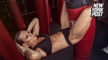 Internet Trolls Better Watch Out For This Fitness Model