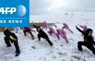 The Wushu Women Of Afghanistan