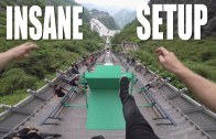Insane Speed Course You Can't Dare To Try Out