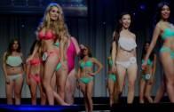 Miss Teenage Canada Swimsuit Dance Segment