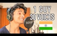 One Indian Guy With 30 Voices